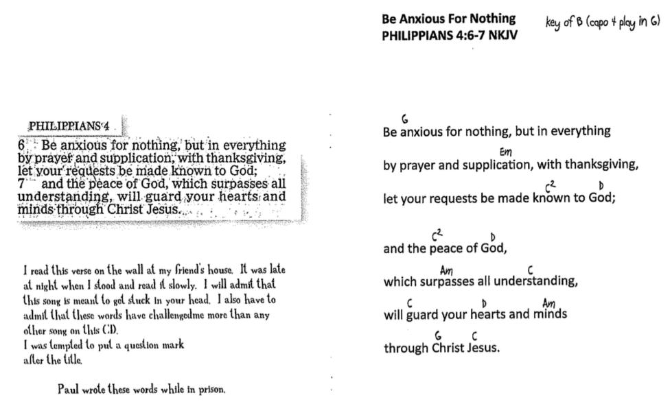 Philippians 4:6-7 NKJV
