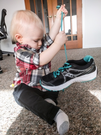 Shoes are so much fun!