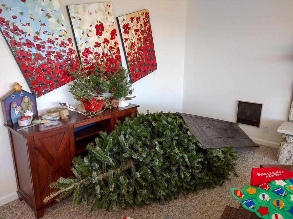 The end of Christmas